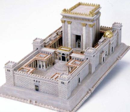 The Rebuilding Of The Jewish Temple