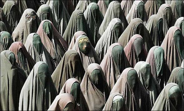 burka Islam women Muslim