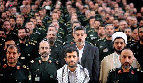 Mahmoud Ahmadinejad And Iran State Sponsors Of Terror