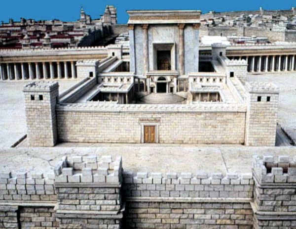 The Temple Institute In Jerusalem Has Spent Approximately 27 Million Dollars On The Rebuilding Of The Jewish Temple