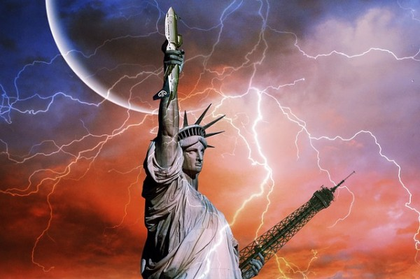 Statue Of Liberty - Public Domain